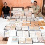 LARGEST COLLECTION OF COINS AND NOTES Amit Murarka (born on January 23, 1986) from Beawar, Rajasthan, is collecting coins and notes, a hobby he started in 2001. He updated the collection of coins 1701 from 550 nations and notes 1341 from 473 nations as on 9 March, 2016.