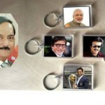 LARGEST KEY-RING COLLECTION OF SHRI NARENDRA MODI, AMITABH BACHCHAN, SHRI RAJINIKANTH and SACHIN TENDULKAR