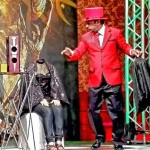 INTERNATIONAL ILLUSIONIST Dr. Gugampoo (born May 15, 1967) of Vijayawada, Andhra Pradesh, an international illusionist, performed an impressive number of magic shows totaling to 581, within a year (2013).